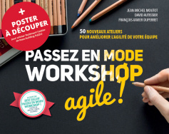 Coffret : Passez en mode workshop agile + Poster
