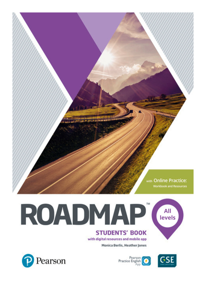Roadmap Student's Online Practice + eText access code (All levels, 6 months)