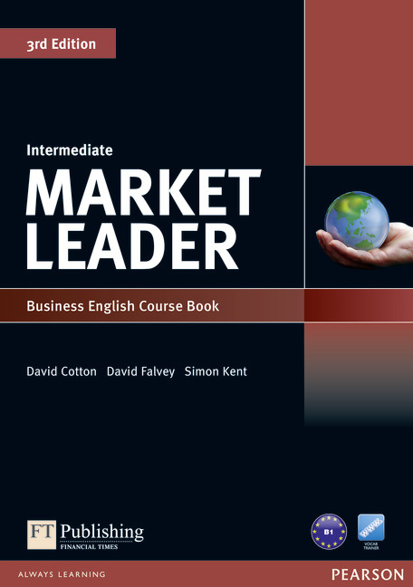 MyEnglishlab for Market Leader Intermediate