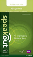 Speakout 2nd edition Pre-Intermediate Student Online Access