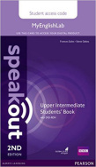 Speakout 2nd edition Upper-Intermediate Student Online Access