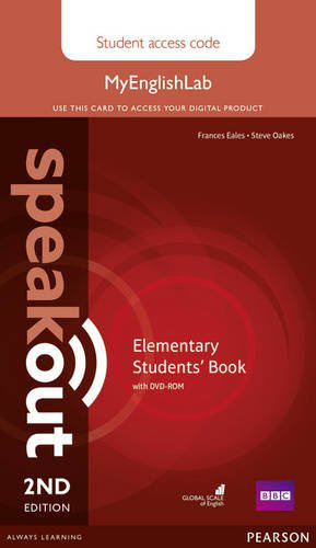 Speakout 2nd edition Elementary Student Online Access