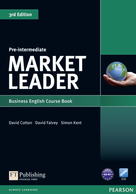 MyEnglishlab for Market Leader Pre-Intermediate