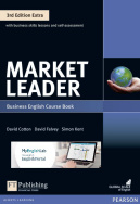 Market Leader 3rd Edition Extra (eText + MyEnglishLab) - 3 months access, all levels