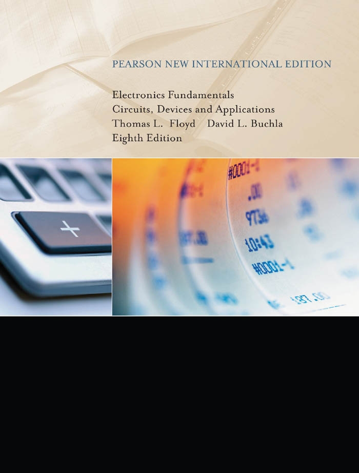 Electronics Fundamentals: Pearson New International Edition