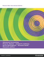 Advanced Accounting: Pearson New International Edition