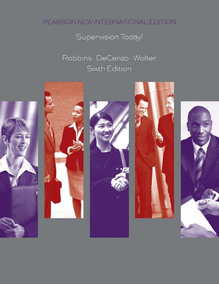 Supervision Today!: Pearson New International Edition