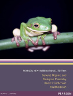 General, Organic, and Biological Chemistry: Pearson New International Edition
