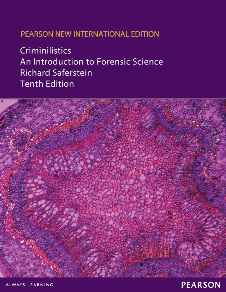 Criminalistics: Pearson New International Edition