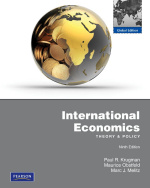 International Economics: Global Edition