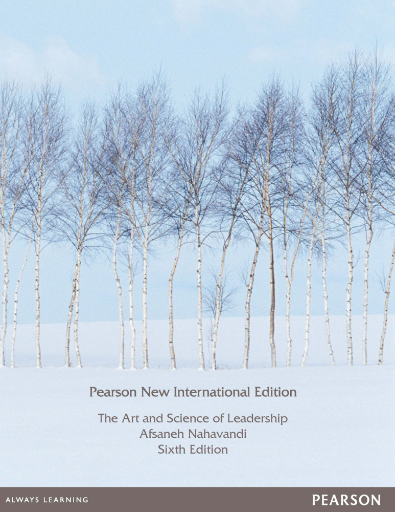 Art and Science of Leadership, The: Pearson New International Edition