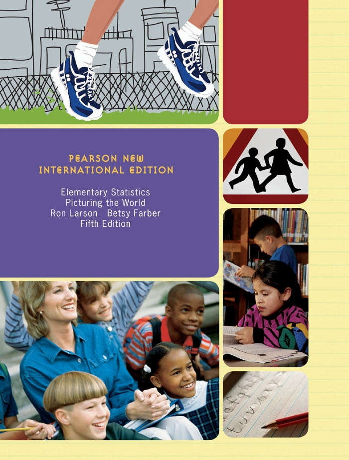 Elementary Statistics: Pearson New International Edition