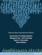 Essentials of College Algebra: Pearson New International Edition