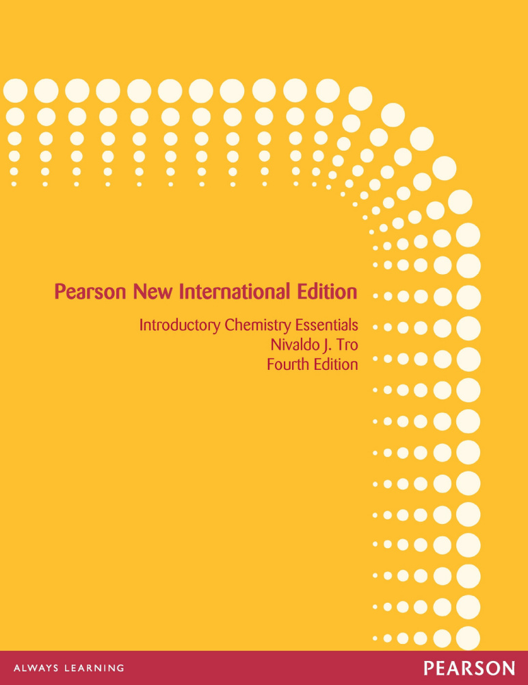 Introductory Chemistry Essentials: Pearson New International Edition