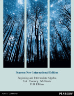 Beginning and Intermediate Algebra: Pearson New International Edition