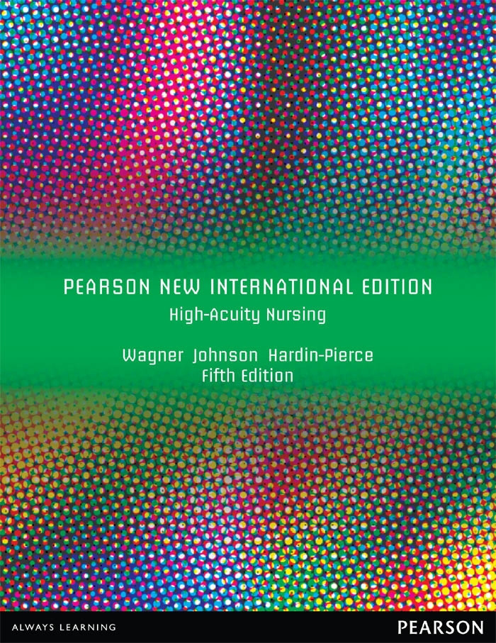 High Acuity Nursing: Pearson New International Edition