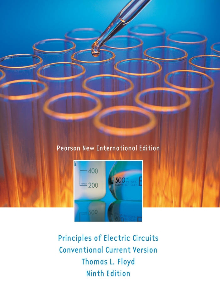 Principles of Electric Circuits: Pearson New International Edition