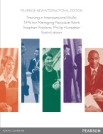 Training in Interpersonal Skills: Pearson New International Edition