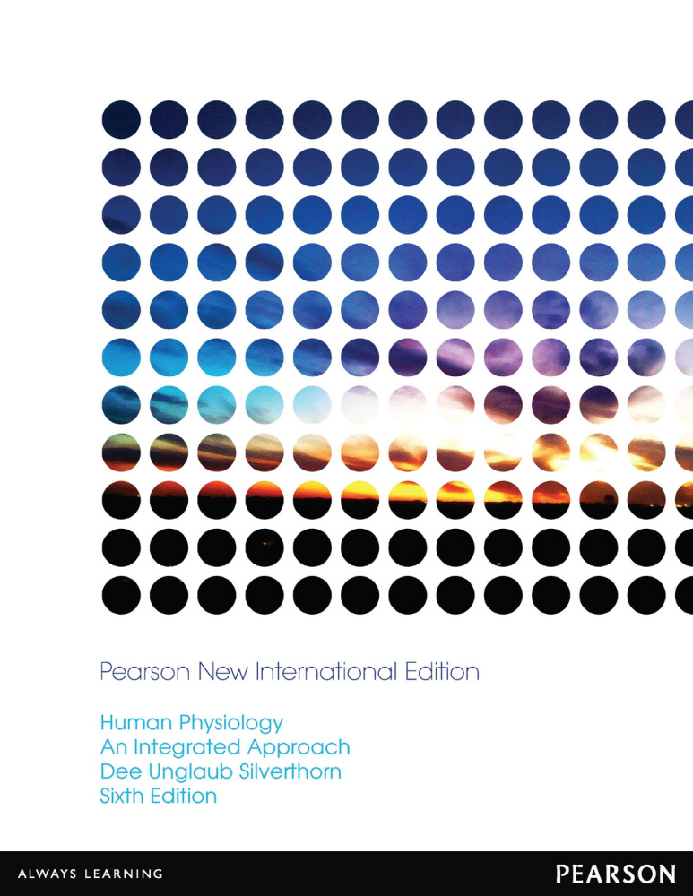 Human Physiology: Pearson New International Edition