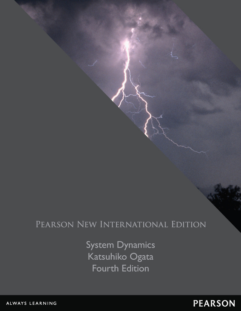 System Dynamics: Pearson New International Edition