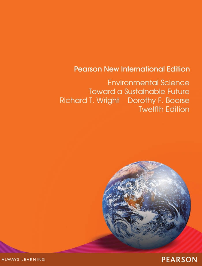Environmental Science: Pearson New International Edition