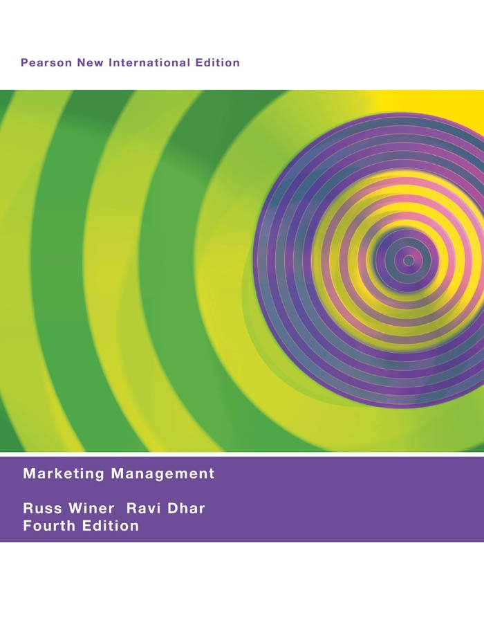 Marketing Management: Pearson New International Edition
