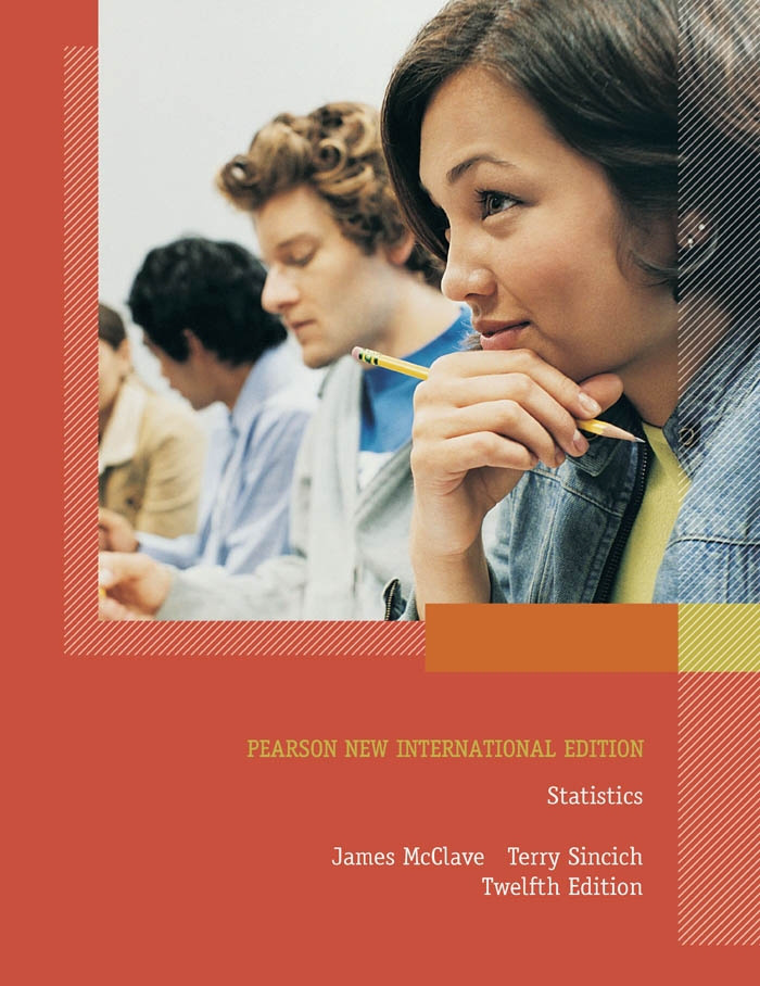 Statistics: Pearson New International Edition