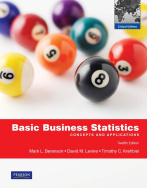 Basic Business Statistics: Global Edition