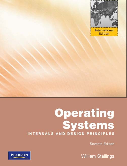 operating systems internals and design principles pdf