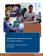Social Media Marketing: Pearson New International Edition