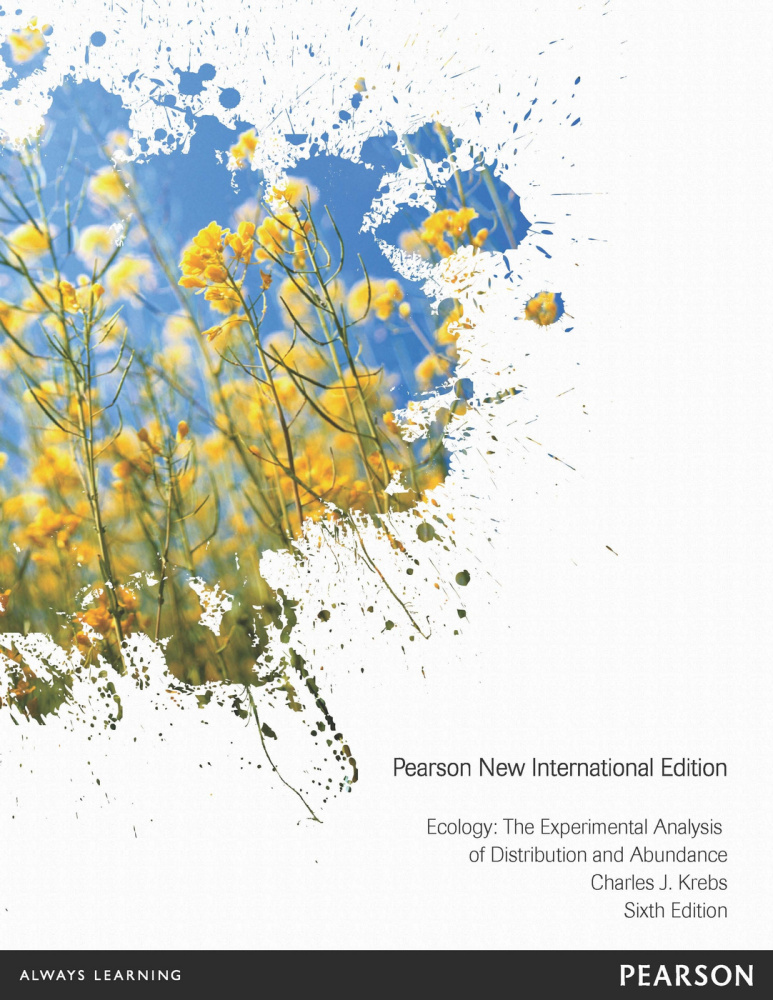 Ecology: Pearson New International Edition