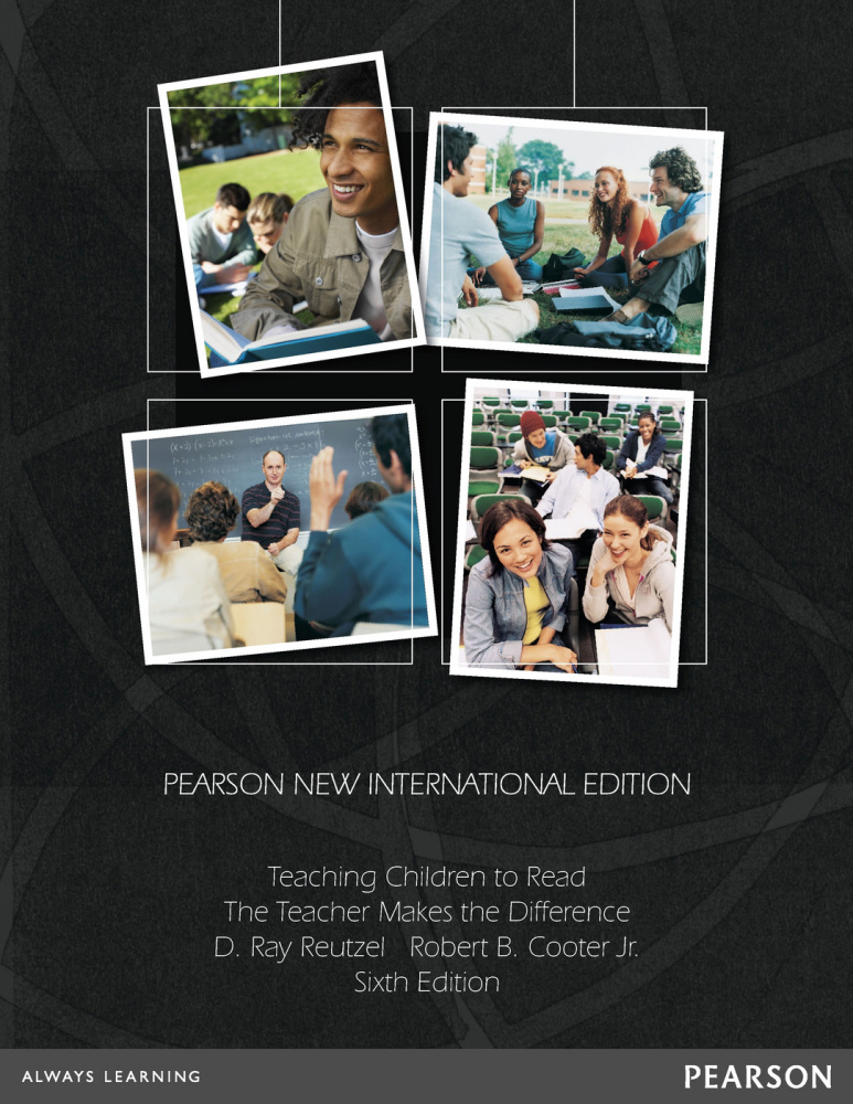 Teaching Children to Read: Pearson New International Edition