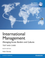 International Management: Global Edition