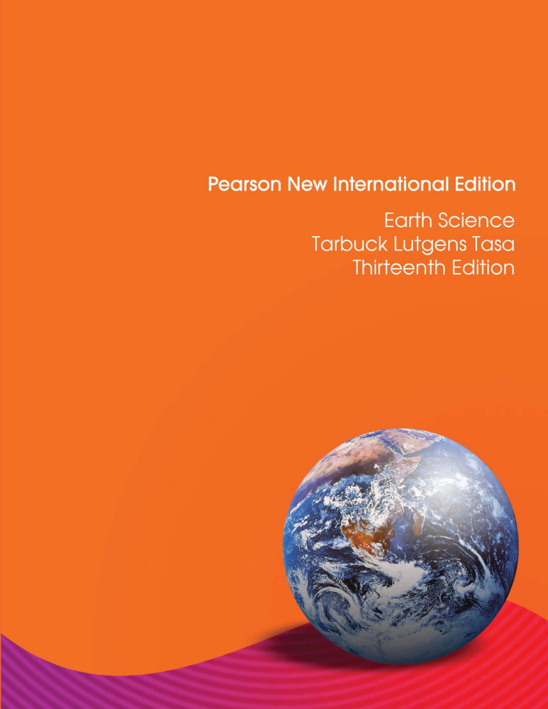 Earth Science: Pearson New International Edition