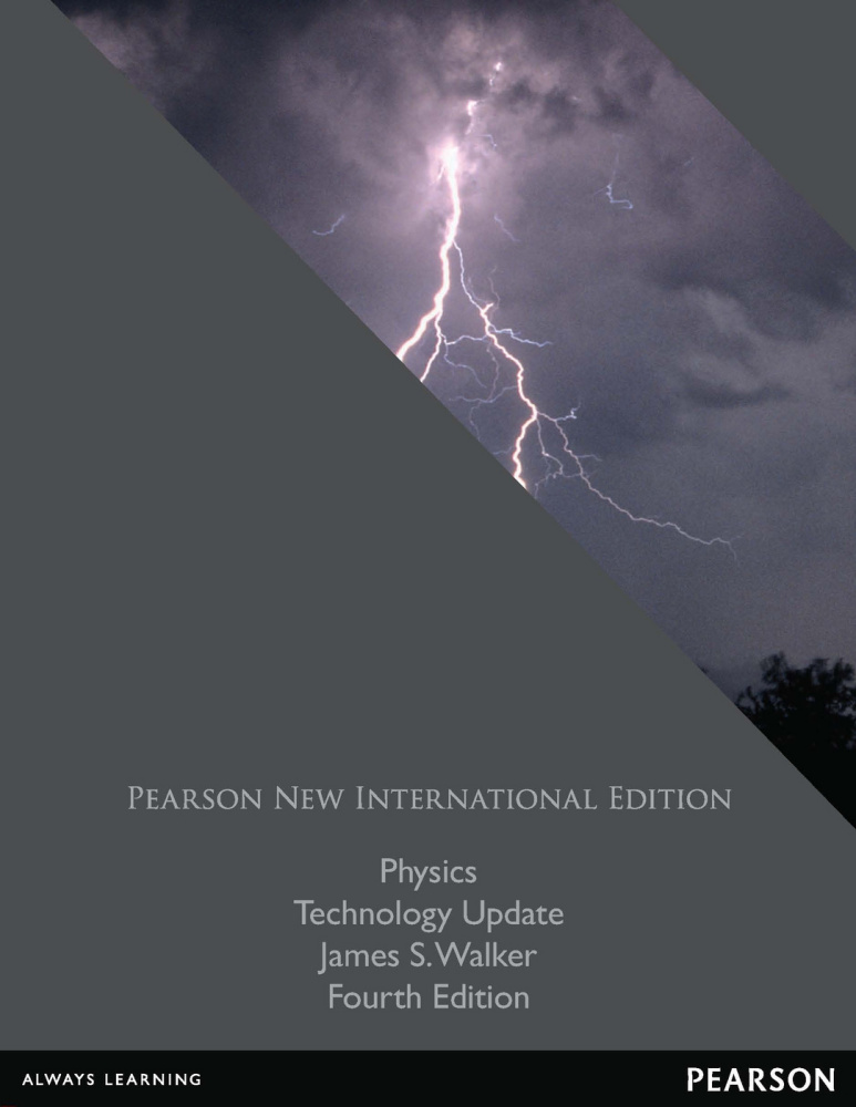 Physics Technology Update: Pearson New International Edition