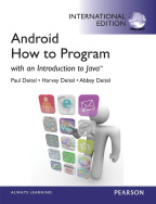 Android: How to Program :International Edition