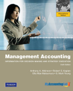 Management Accounting: International Edition
